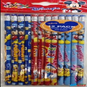 Mickey Mouse & Friends Wooden Pencils